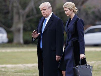 La línea de moda de Ivanka Trump demandada por competencia desleal