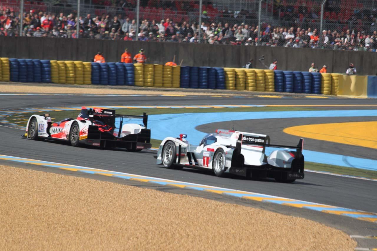 Foto de 24 horas de Le Mans 2012 (47/160)