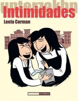 'Intimidades': La novela de aprendizaje... en cómic