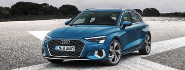 Audi A3 2021, el icónico hatchback estrena generación: tecnología en rostro deportivo