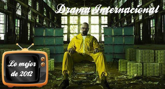 La mejor serie dramática de 2012