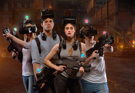 El salón recreativo de Zero Latency VR te da una experiencia de realidad virtual única por 60 euros