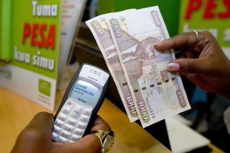 kenia transaction mobile