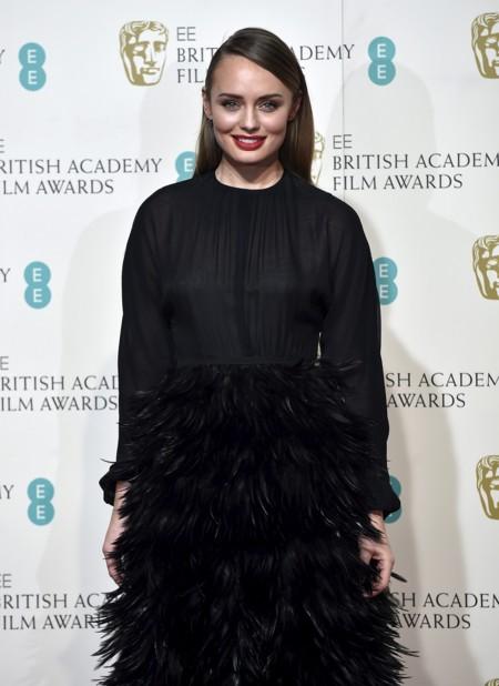 Las peor vestidas en los Premios BAFTA 2016