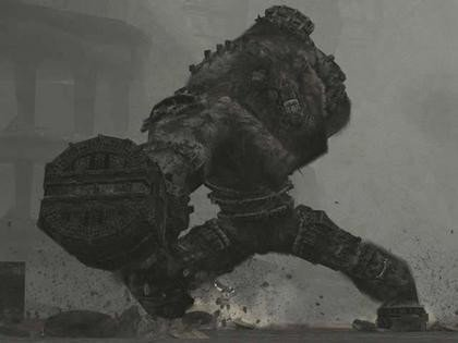 Shadow of the colossus, alucinante