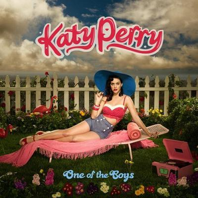 CD One of the boys de Katy Perry