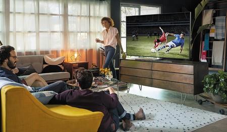La venta de TV por encima de las 55 pulgadas sigue creciendo, superando con creces a la de tamaños inferiores