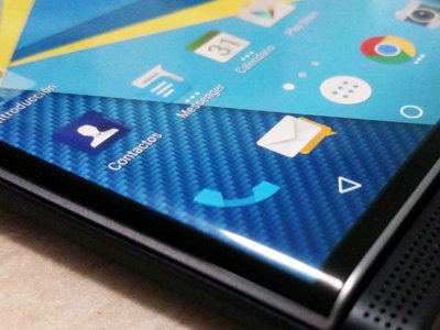 El BlackBerry Priv ya cuenta con controles manuales de cámara y atajos de teclado