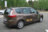 Renault Scénic 1.6 dCi, toma de contacto en Francia