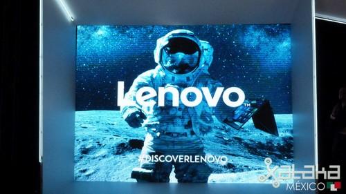 La nueva familia de productos Lenovo Think 2016 aterriza en México