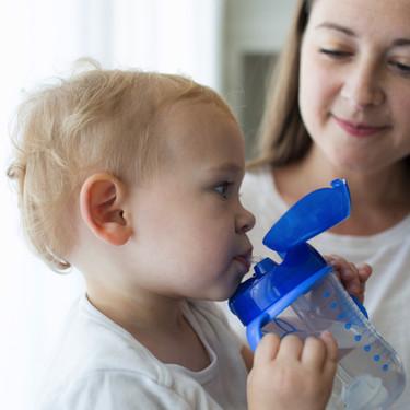 ¿Cómo hidratar al bebé?