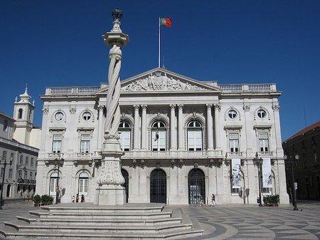 Descubriendo Lisboa: Praça do Município