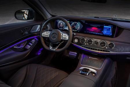Mercedes Benz S400d 2018 032