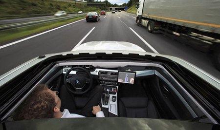 El coche autónomo de BMW, necesita conductor
