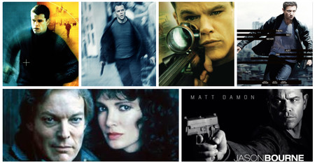 Todas las películas de Jason Bourne ordenadas de peor a mejor