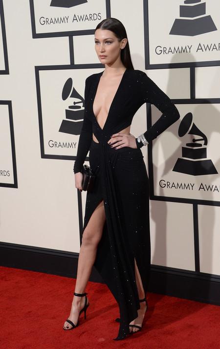 Looks Alfombra Roja Vestidos Sexys Bella Hadid Modelo Celebrity 5
