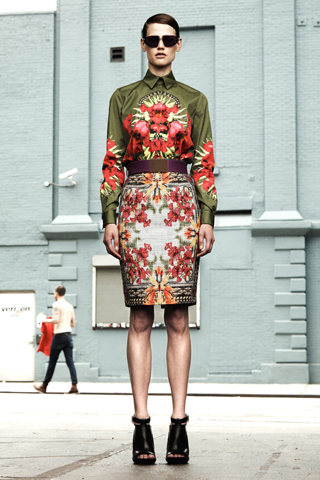 Foto de Givenchy Resort 2012 (5/33)