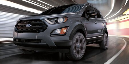 Ford Ecosport 2021 Storm Precio Mexico