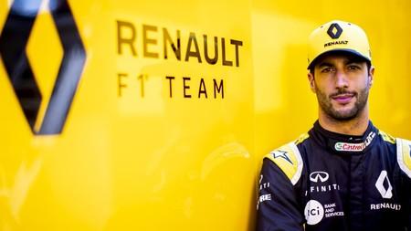 Ricciardo Renault F1 2019