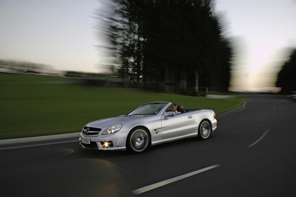 Foto de Mercedes-Benz SL 63 AMG y SL 65 AMG (3/10)