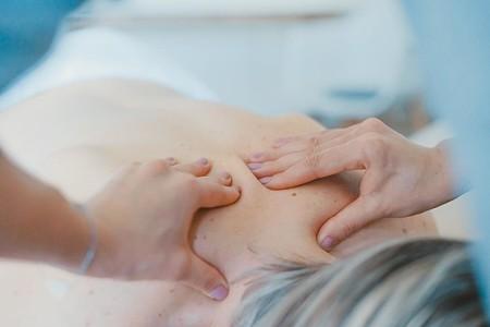Los masajes son muy eficaces para optimizar la recuperación tras un entrenamiento.