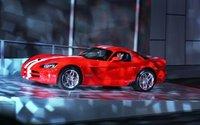 Presentación del Dodge Viper SRT10 en Detroit
