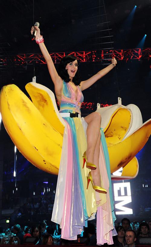 Foto de Katy Perry en los MTV Europeos 2008 (5/11)
