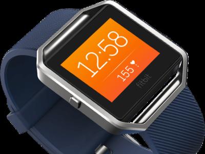 Las acciones de Fitbit caen en picado tras presentar Blaze, su alternativa a Apple Watch
