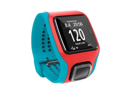 Turno para el TomTom Runner Cardio. Oferta flash en Amazon: 114,92 euros