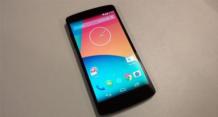 Google lanza Android 4.4.1 para el Nexus 5