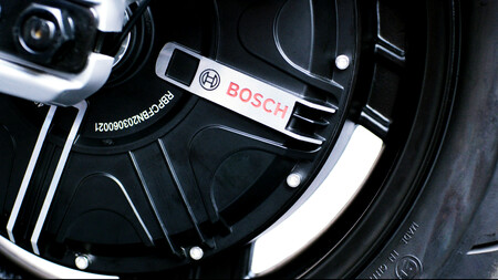 Boschmotor