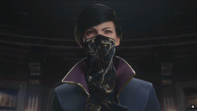 Dishonored 2 Character