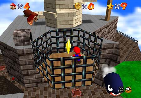 Super Mario 64 Mundo2 Estrella5 02