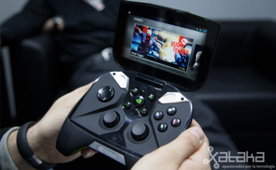 NVidia Project Shield, toma de contacto