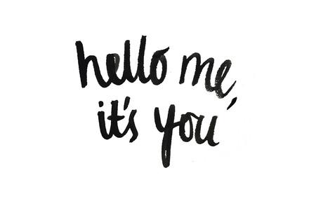 'Hello me, it's you' es un canto a la vida con enfermedad mental