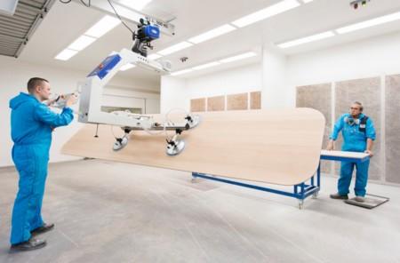 Las mesas del Campus 2 serán como su edificio: gigantescas