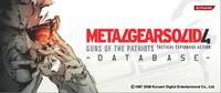 Konami ofrece gratis una enorme base de datos de la saga 'Metal Gear Solid'