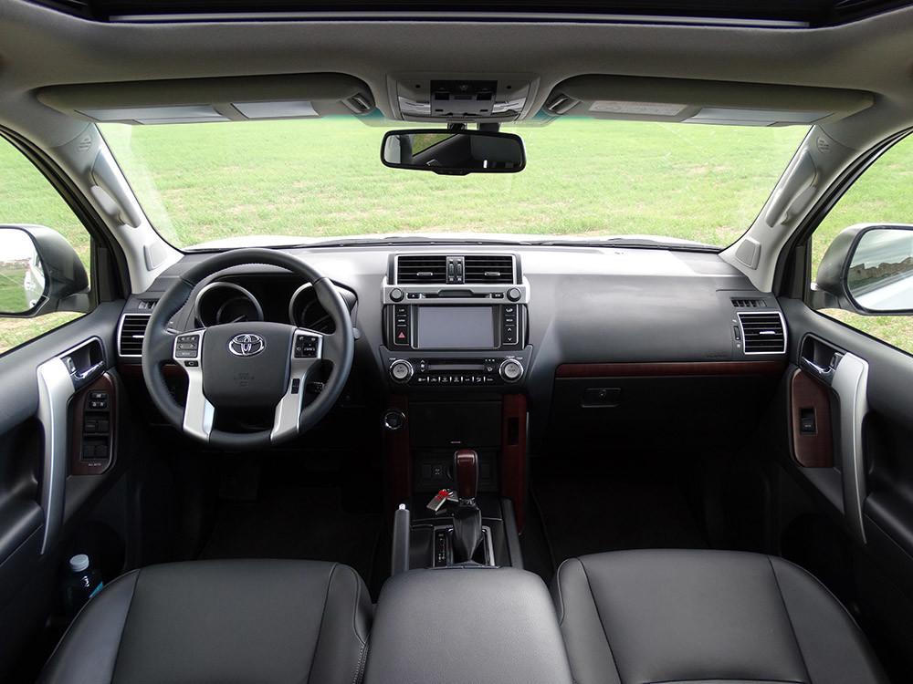 Foto de Probamos el Toyota Land Cruiser 180D, todas las imágenes de los interiores (3/15)