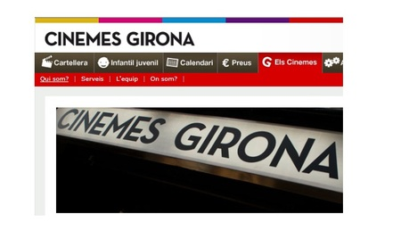 Entradas de cine en Cinemes Girona por 4,50 euros