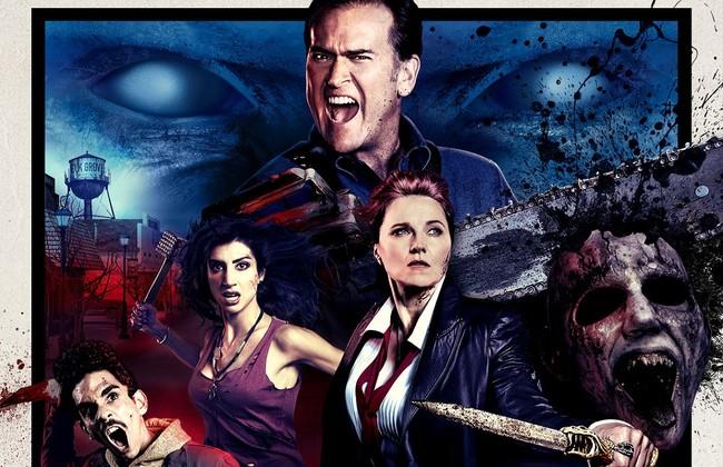 Ash Vs Evil Dead Season Two