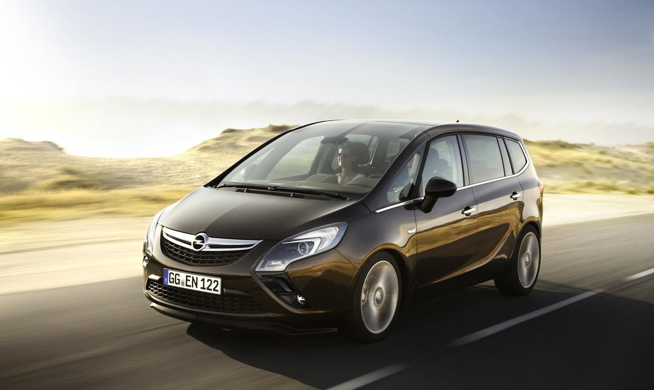 Foto de Opel Zafira Tourer (7/23)
