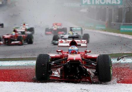 ¿Tomaron Ferrari y Fernando Alonso la decisión adecuada?