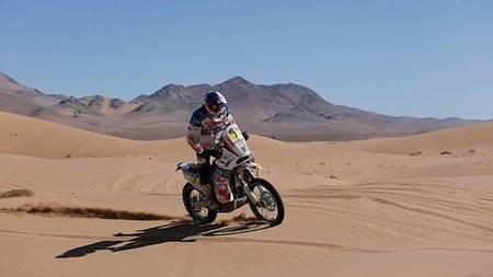 Dakar 2013: Copiapó - La Serena, etapa 13