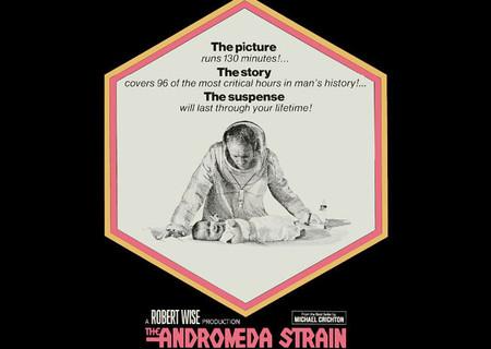 Ciencia-ficción: 'La amenaza de Andrómeda', de Robert Wise