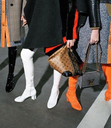 """Los zapatos """"italianos"""" de Louis Vuitton se hacen en Rumanía ¿cómo se te queda el cuerpo?"""