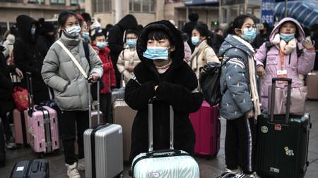 Mask China