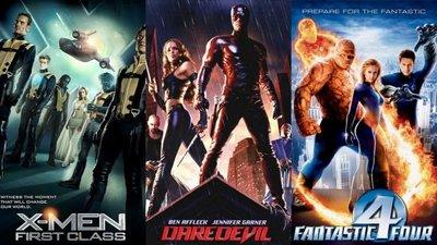 Novedades sobre las franquicias de 'X-Men', 'Daredevil' y 'Los 4 Fantásticos'