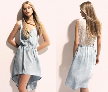 Pull and Bear verano 2012: vestir con estilo cuesta poco