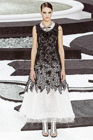 Vestido Navidad: Chanel