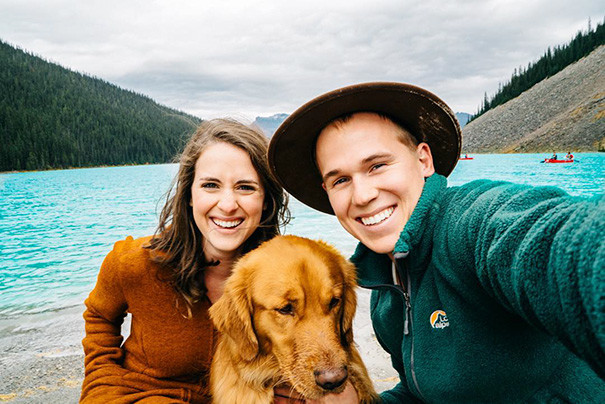 Traveling Dog Aspen The Mountain Pup Instagram 47